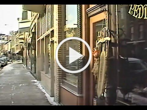 """Profile of Galena, IL, """"The Town that Time Forgot."""" Produced for Two on Two show, WBBM-TV, 1980s."""
