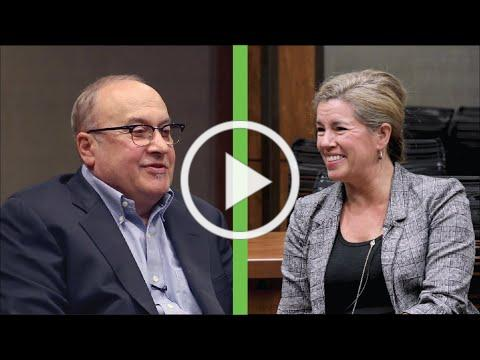 Physician Well-Being - Dr. Robert Falcone with Dr. Stephanie Costa
