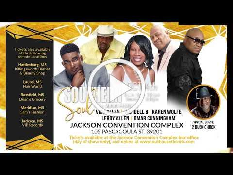 The Fall Southern Soul Festival