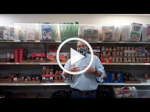 Thank you from the CH Food Pantry