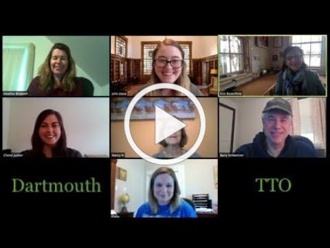 Dartmouth TTO's Favorite Things