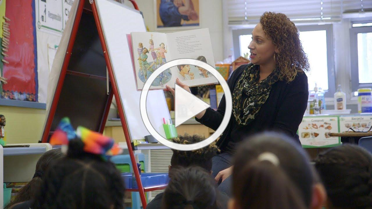 Windows and Mirrors: Learning About Difference-and Belonging-Through Books