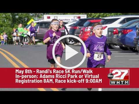 2021 RANDI'S RACE - ANNUAL 5K RUN/WALK FOR HOPE & COURAGE