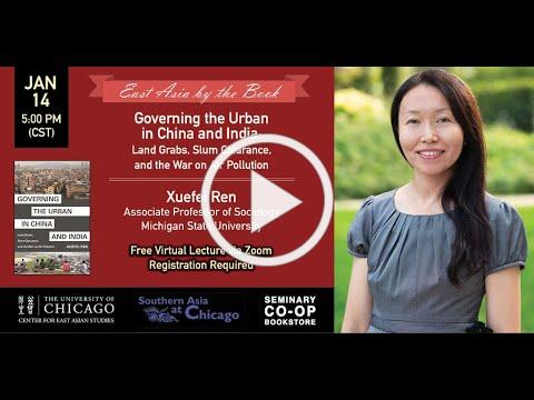 Governing the Urban in China and India - Xuefei Ren