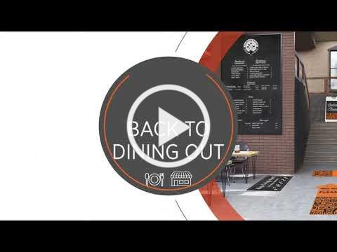 Back to Dining Out - Restaurant Solutions by QRG