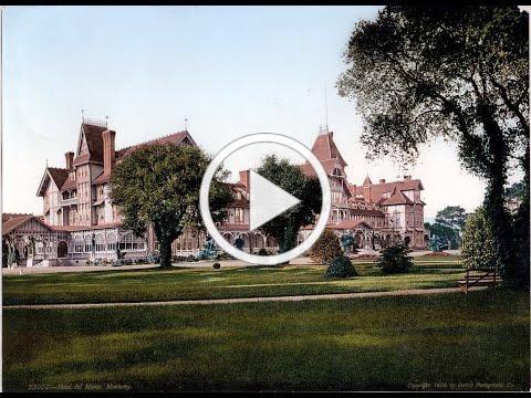 History of the Hotel Del Monte