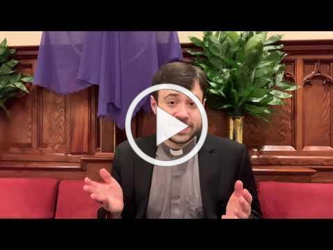 Children's Sermon for Palm Sunday - Mar 28, 2021