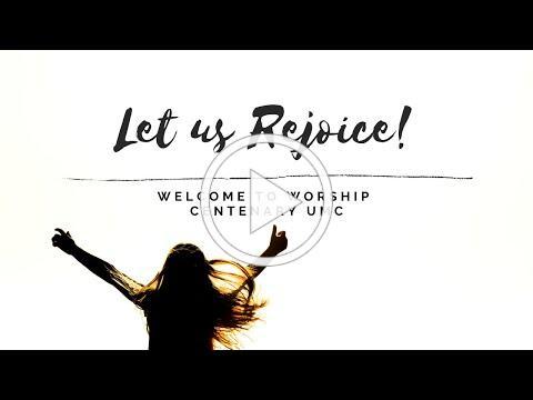 Online Sunday Morning Service on October 11, 2020