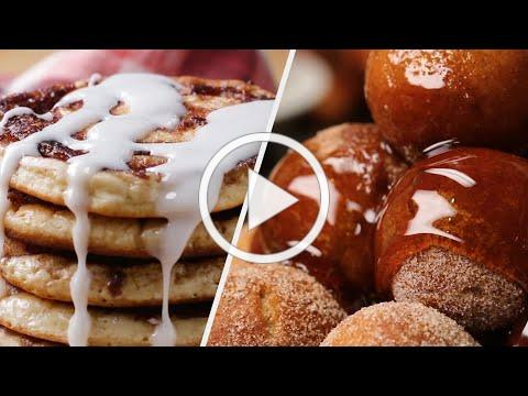 7 Fall Cinnamon Breakfast Treats