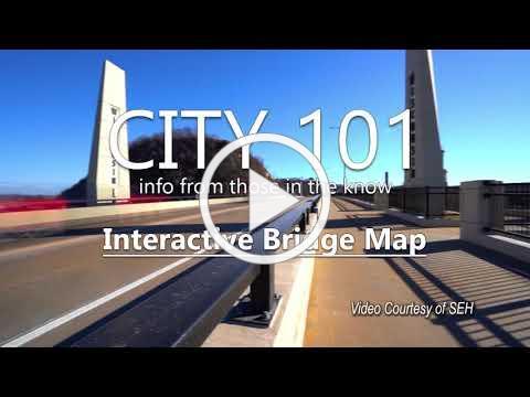 Interactive Bridge Map