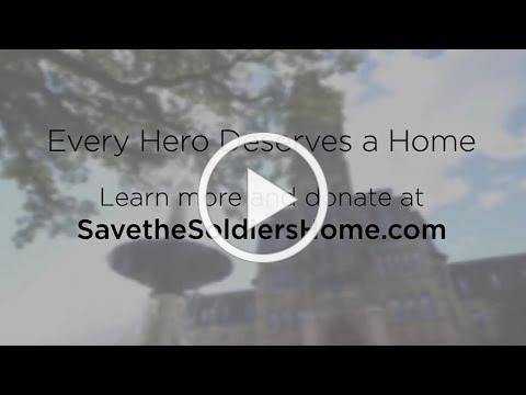 Every Hero Deserves a Home | Milwaukee Soldiers Home