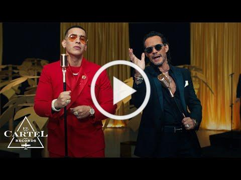 Daddy Yankee & Marc Anthony - De Vuelta Pa' La Vuelta (Video Oficial)