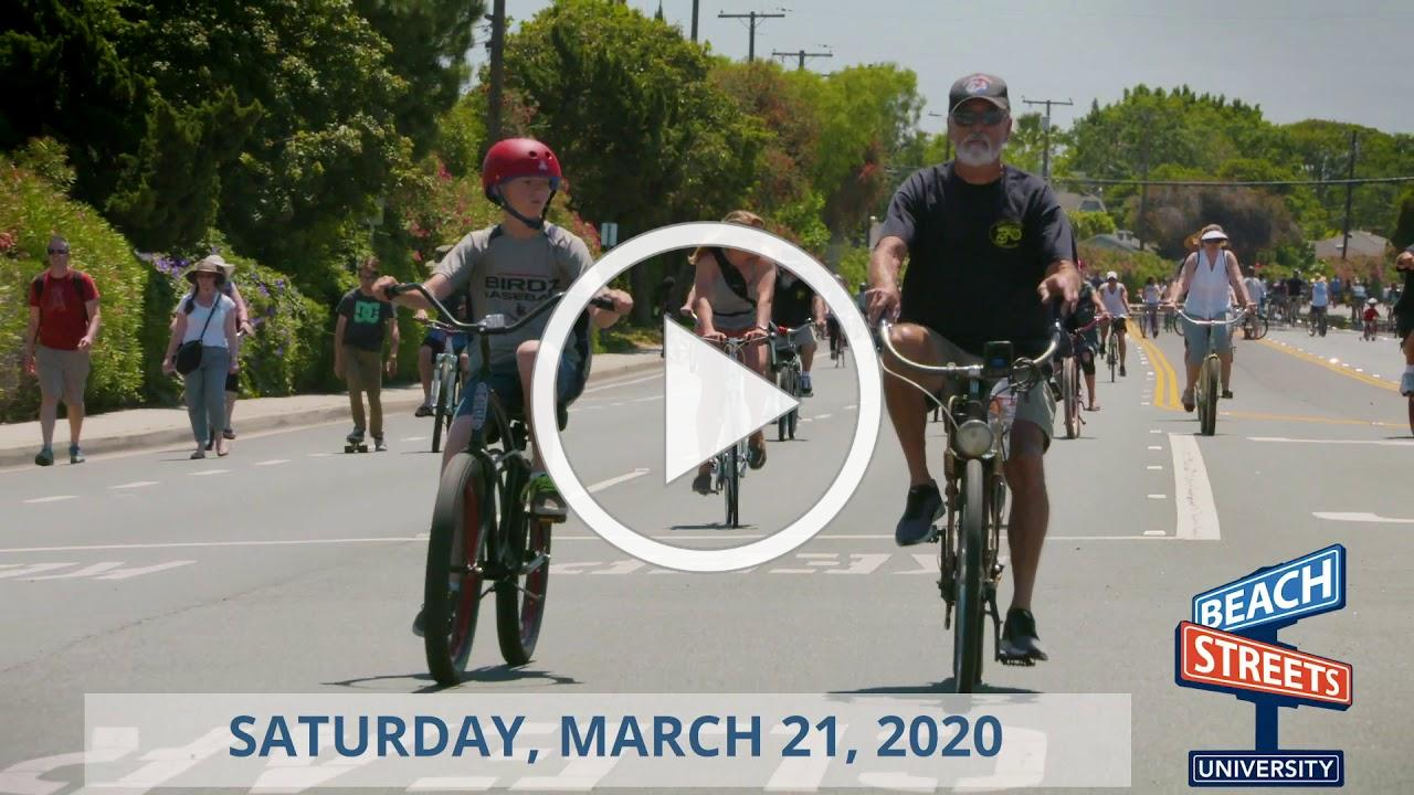 2020 Beach Streets University