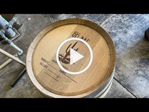 Craft Spirits TV: Smoking with Whiskey Del Bac