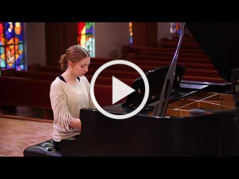 "Gretchen Jones - ""The Little Shepherd"" by Claude Debussy"