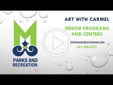 Art with Carmel 8 3 2020