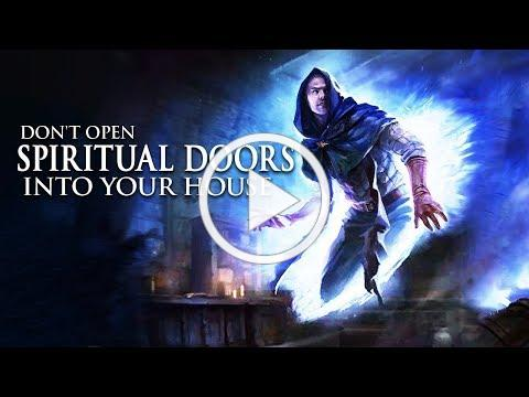 Objects In Your House Open Doors To The Spirit World | Spiritual House Cleansing ᴴᴰ