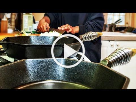 What To Do First with Your Finex Cast Iron Skillet - Seasoning & Maintenance