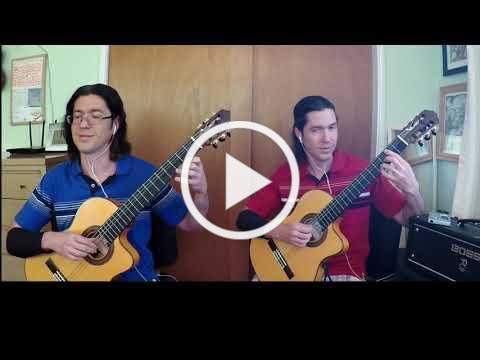 Romance para Dos: a play-along Spanish Romance duet by Sean O'Connor