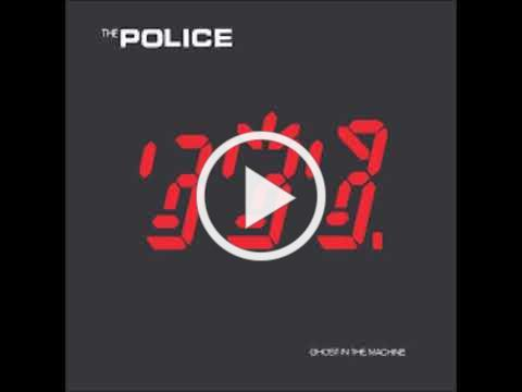 SPIRITS IN THE MATERIAL WORLD By The Police