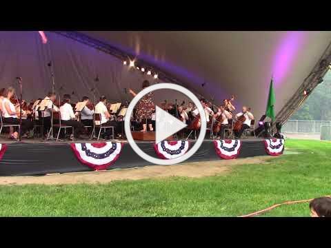Spokane Symphony's Labor Day Concert at Comstock Park