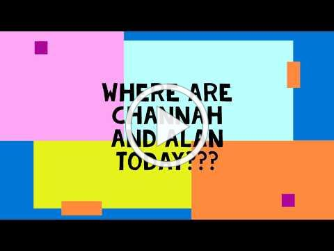 July 8th, 2020 - Where are Channah and Alan #1