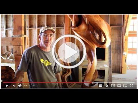 Steve Turnbull - Carving the Heartwood | Lahaina Galleries