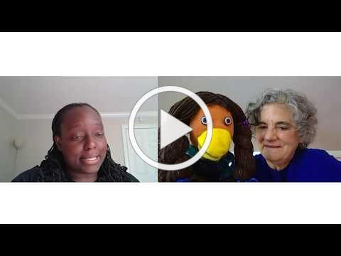 """DEY Presents: Audrey Duck Asks Dr. Susan Linn and Dr. Denisha Jones, """"Why Are People Protesting?"""""""