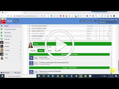 Focus for Parents - How to Track Assignments