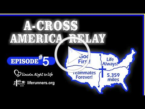 A-Cross America Relay - Ep. #5 with Dr. Pat Castle