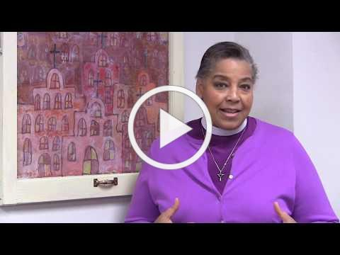 "Bishop Carlye Hughes: ""How can we prepare a spot for newcomers and strangers to belong?"""