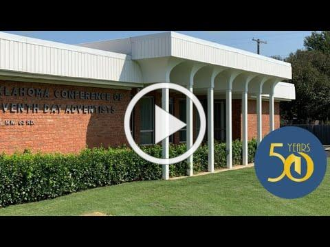 Conference Office : 50 Years of Ministry