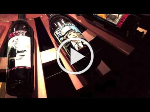 James Bond Wine Collection