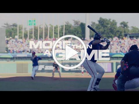 """2015 WBSC Premier12 Documentary: """"More than a Game"""""""