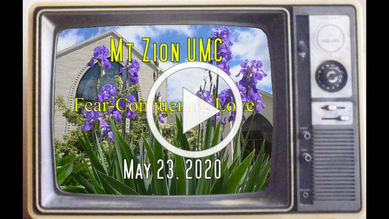 MT Zion Daily Devotions 5-23-20