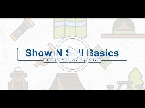 Show N Sell Basics