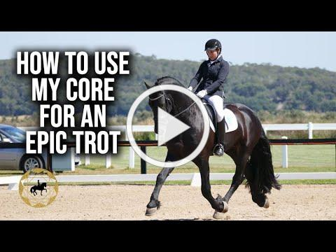 How Do You Do Sitting Trot? - Part 4 (Dressage Mastery TV Ep265)