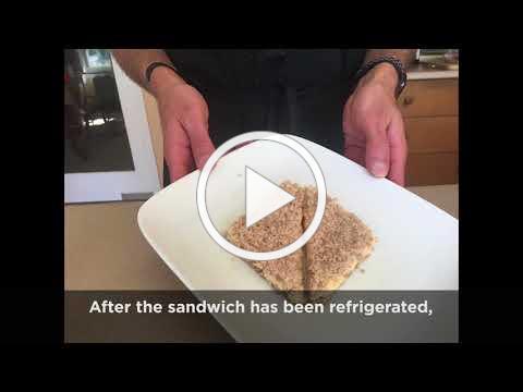Minced and Moist Sandwich