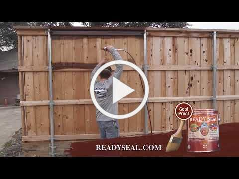 Everything You Need To Know About Ready Seal Stain and Sealer