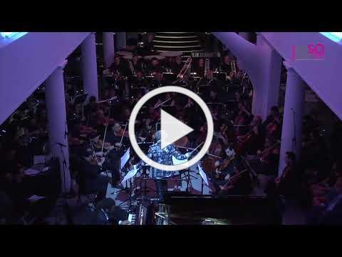 Ricardo Eddy Martinez - Danzonette for Solo Piano and Orchestra (World Premiere)