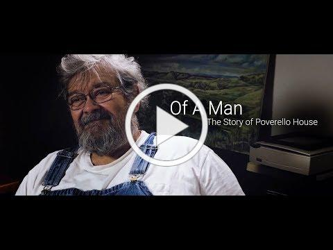 Of A Man - The Story of Poverello House (2016)