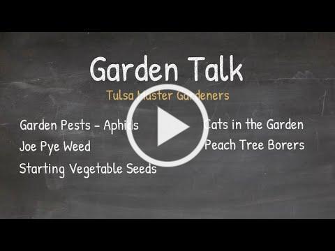 Master Gardener Podcast 012