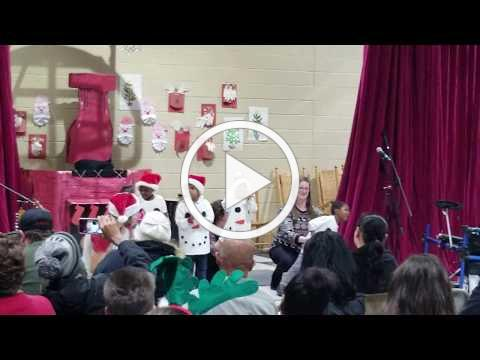 """Jingle Bells"" Performed by Room 2"