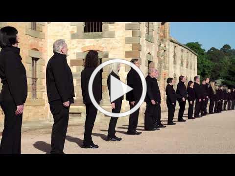 Tasmanian Symphony Orchestra Chorus - The Sunrise Project - 'The Ground' by Ola Gjeilo