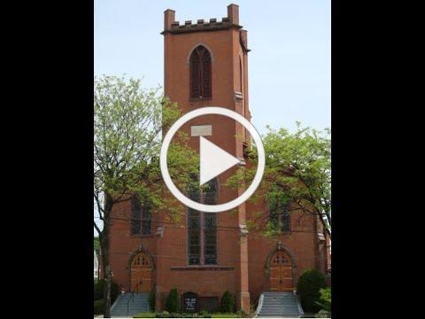 First Lutheran Church || Holy Trinity Sunday || May 30, 2021 || Poughkeepsie, NY
