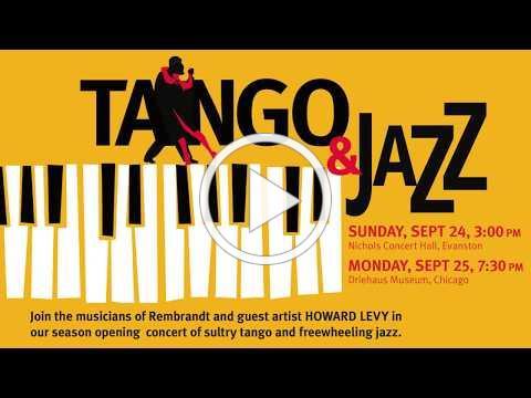 Howard Levy Introduces Five Tango Sensations