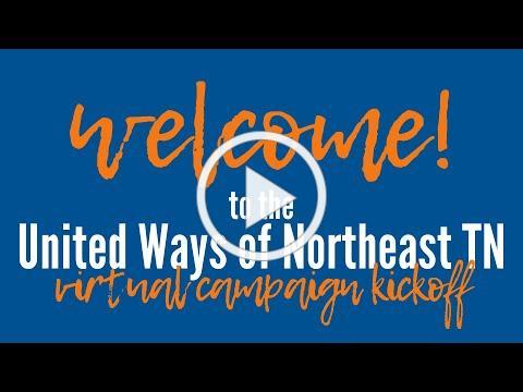 United Ways of Northeast Tennessee Regional Kickoff 2020