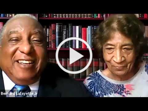 Dr. Bernard Lafayette - Racial Reconciliation Series part 3 - Sept. 23, 2020