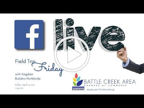 Field Trip Friday with Kingdom Builders Worldwide