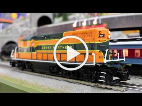 Lionel #6-84108 Great Northern LionChief Plus GP7 Diesel Locomotive